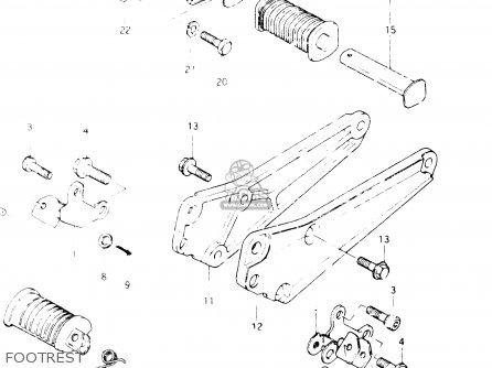 Suzuki GSX400E 1986 (G) GENERAL EXPORT (E01) parts lists