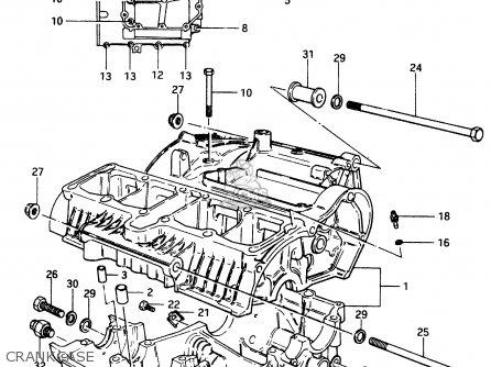 Suzuki Gsx400f 1983 (d) (e01 E02 E04 E06 E16 E17 E21 E24