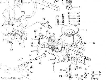 Suzuki GSX400S 1985 (F) GENERAL EXPORT (E01) parts lists