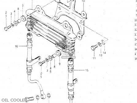Suzuki Gsx500es 1985 (f) General Export (e01) parts list