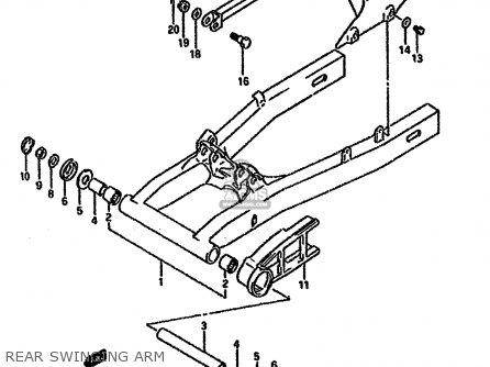 Suzuki GSX600F 1993 (P) (E01 E02 E21 E22 E25 E34 E53