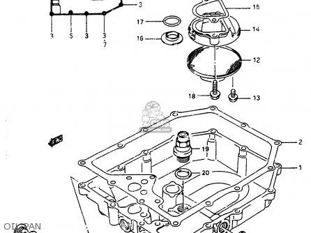 Suzuki GSX600F 1997 (V) (E02 E17 E22 E25 E34) parts lists