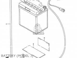 Suzuki GSX600F KATANA 1989 (K) USA (E03) parts lists and