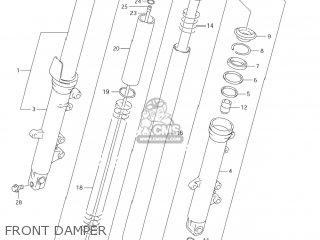 Suzuki Gsx600f Katana 2004 (k4) Usa (e03) parts list