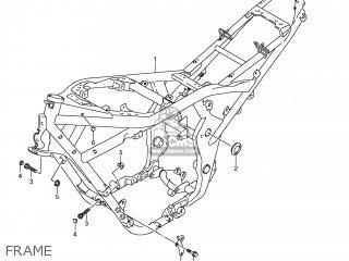 Suzuki GSX650F 2008 (K8) USA (E03) parts lists and schematics
