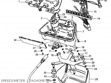 Suzuki Gsx750 1984 (ee) parts list partsmanual partsfiche