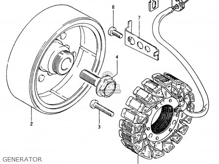 Suzuki Gsx750ef 1984 (e) (e1 2 4 6 15 16 17 18 21 22 24 25