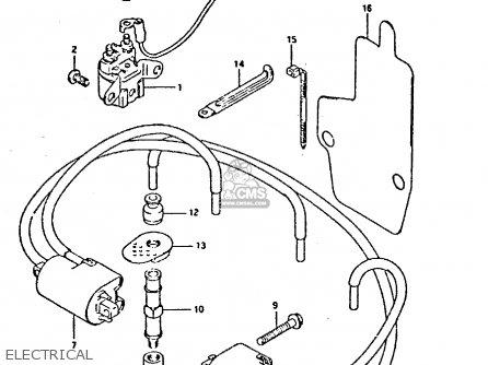 Suzuki GSX750F 1991 (M) (E01 E02 E04 E15 E16 17 18 21 22