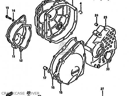 Suzuki GSX750F 1996 (T) (E02 E04 E18 E22 E24 E25 E34