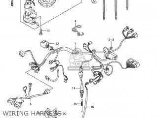 Suzuki GSX750F KATANA 2006 (K6) USA (E03) parts lists and