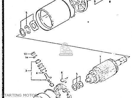 Wiring Diagram Suzuki Gs750l Suzuki GN250 Wiring Diagram