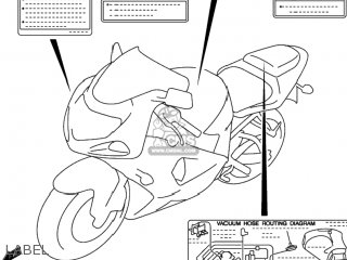 Suzuki Gsxr1000 2001 (k1) Usa (e03) parts list partsmanual