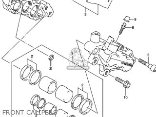 Suzuki GSXR1000 2002 (K2) USA (E03) parts lists and schematics