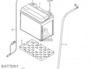 Suzuki Gsxr1000 2004 (k4) Usa (e03) parts list partsmanual