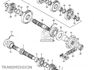 Suzuki GSXR1000 2006 (K6) USA (E03) parts lists and schematics