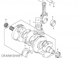 Suzuki GSXR1000 2009 (K9) USA (E03) parts lists and schematics