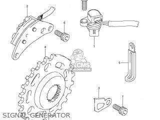 Suzuki Gsxr1000 2009 (k9) Usa (e03) parts list partsmanual