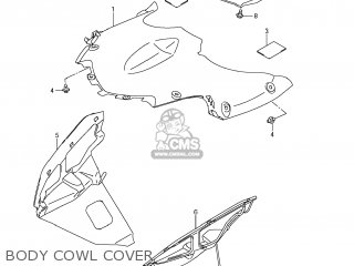 Suzuki GSXR1000 2011 (L1) USA (E03) parts lists and schematics