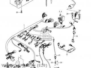 Suzuki Gsxr1000 2011 (l1) Usa (e03) parts list partsmanual