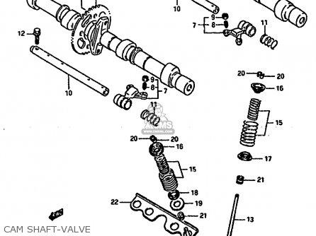 Suzuki Gsxr1100 1989 (k) (e01 E02 E04 15 16 17 18 21 22 24