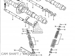 Suzuki GSXR1100 1991 (M) USA (E03) parts lists and schematics