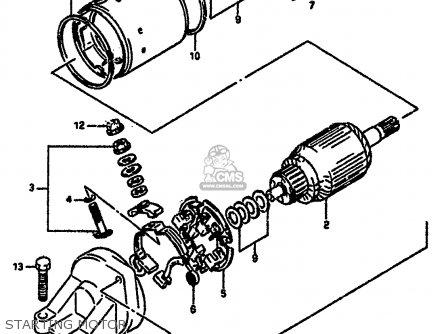 Suzuki Gsxr1100 1992 (n) (e01 E02 E04 15 16 17 18 21 22 24