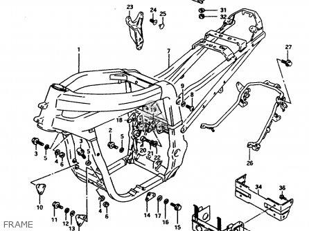 Suzuki Gsxr1100w 1996 (t) (e02 E04 E22 E24 E25 E34 E39