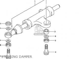 Suzuki GSXR1100W 1996 (T) USA (E03) parts lists and schematics