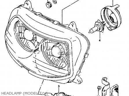 Honda Cx500 Wiring Diagram Headlamp Honda CX500 Exhaust