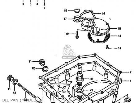 Suzuki GSXR750 1988 (J) (E04 E15 E18 E25 E34 E75 E76 E79