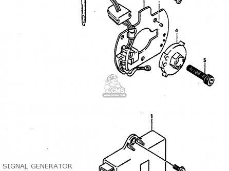 Suzuki GSXR750 1991 (M) (E01 E02 E04 E15 16 17 18 21 22 24