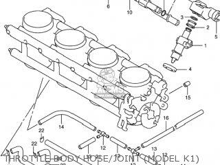 Suzuki GSXR750 2002 (K2) USA (E03) parts lists and schematics