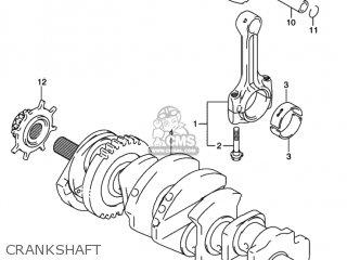 Suzuki GSXR750 2003 (K3) USA (E03) parts lists and schematics