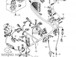 Suzuki GSXR750 2009 (K9) USA (E03) parts lists and schematics