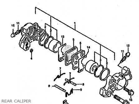 Suzuki GSXR750SP 1994 (R) FRANCE GERMANY (E04 E22) parts