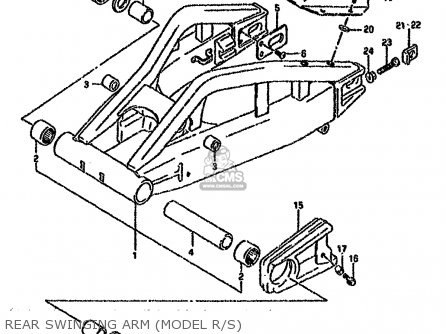 Suzuki GSXR750W 1992 (N) (E01 E02 04 15 17 18 21 22 24 25