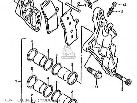 Suzuki GSXR750W 1993 (P) (E01 E02 04 15 17 18 21 22 24 25
