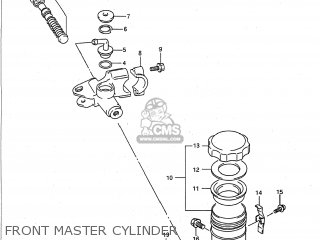 Suzuki Gsxr750w 1993 (p) Usa (e03) parts list partsmanual