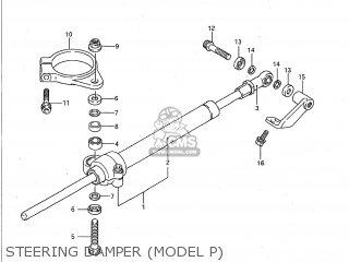 Suzuki GSXR750W 1995 (S) USA (E03) parts lists and schematics
