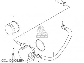 Suzuki Gsxr750x 2005 (k5) Usa (e03) parts list partsmanual