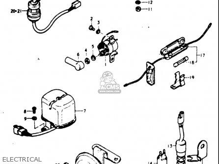 1975 ct90 wiring diagram electric furnace minecraft free suzuki motorcycle diagrams honda ~ odicis