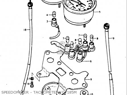 Yamaha Tachometer Wiring Harness Peterbilt Tachometer