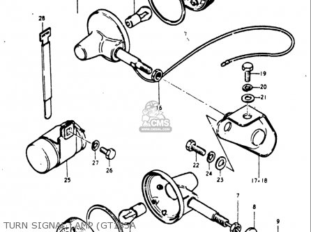 2000 Ford Contour Turn Signal Wiring Diagram