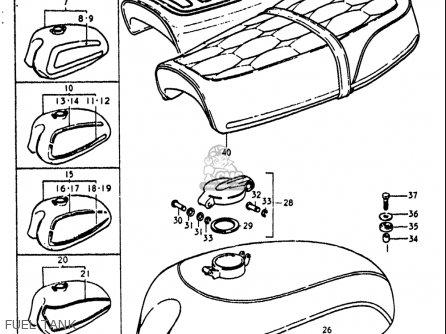 Suzuki Gt550 Wiring Diagram Suzuki XL7 Electrical Diagram