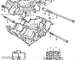 Suzuki Gt250 1979 (n) (e01 E02 E04 E06 E22 E24 E30 E4