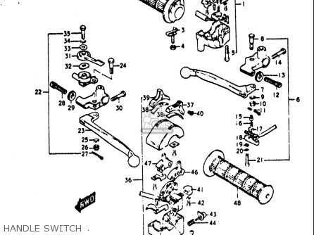 Suzuki Ts 250 Electrical Diagram Suzuki 250 Sport Bike