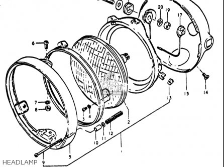 Suzuki Ts 185 Parts Diagram Suzuki RM 250 Parts Diagram