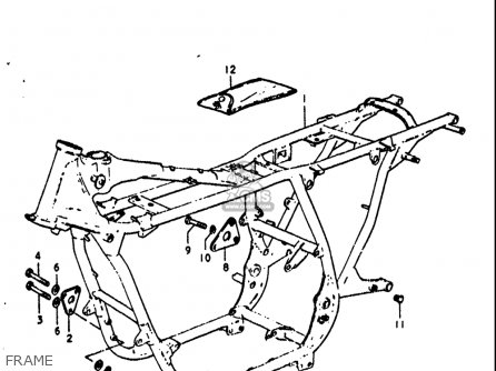 2005 Suzuki Katana Wiring Diagram
