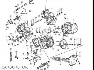 Suzuki Gv1400gc Cavalcade 1986 (g) Usa (e03) parts list