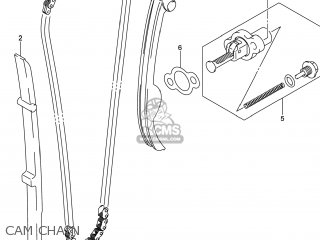 Suzuki Gw250 Inazuma 2014 (l4) Usa (e03) parts list
